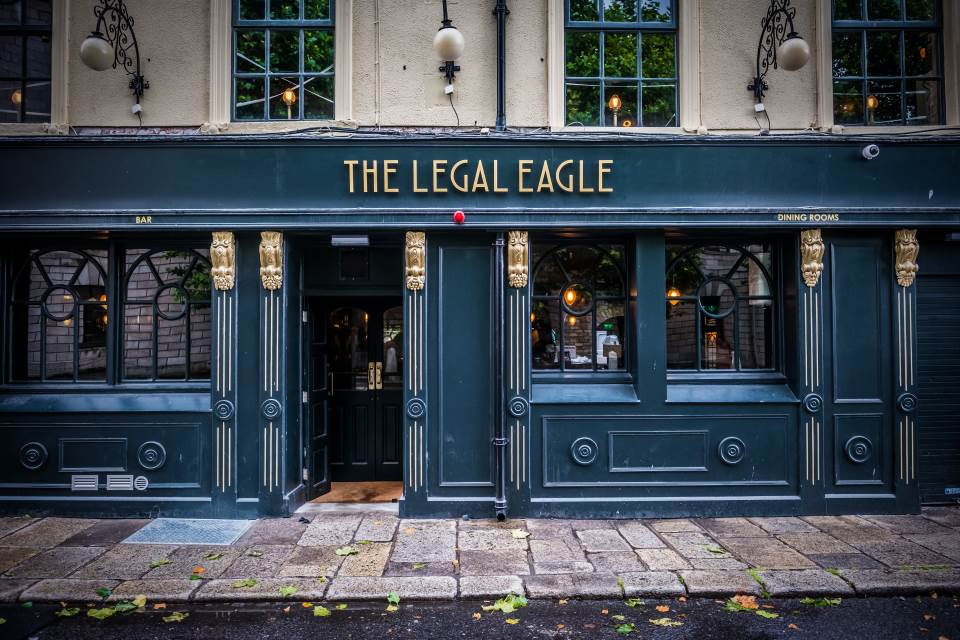 The Legal Eagle Dublin - Exterior - Photo courtesy of Dave Sweeney